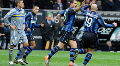 Five-star Inter beat Parma