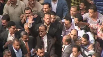 Egypt election marred by fraud