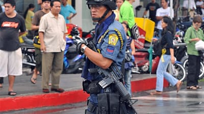 Philippines on high terrorism alert