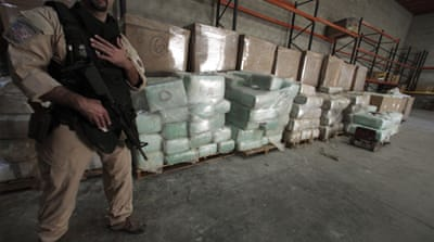 US-Mexico 'drug tunnel' uncovered