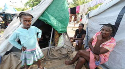 In pictures: Haiti post-earthquake