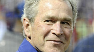 Bush book to hit bookstores