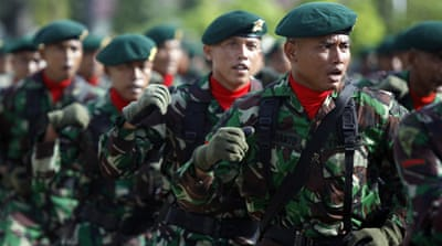 Leaks show Indonesia military abuse