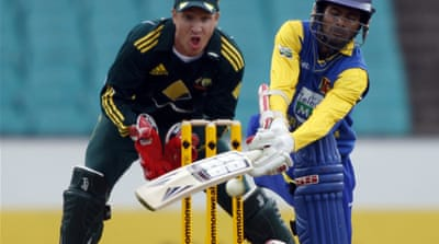 Sri Lanka win wraps up series