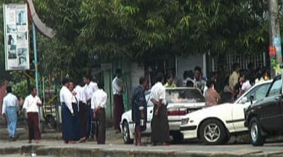 Truth eludes Myanmar election