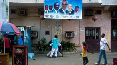 Guinea votes in runoff polls