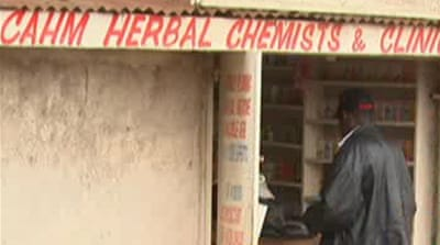 Kenya fights fake medicine trade