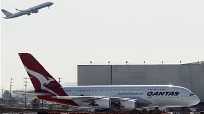Qantas finds A380 engine faults