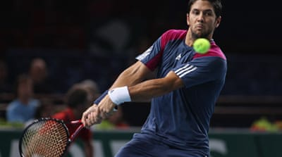 Verdasco keeps ATP dream alive