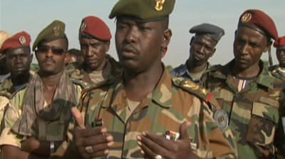 Sudan, Chad in joint army operation