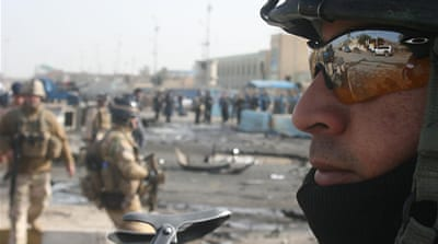 Roadside bomb kills Iraqi general