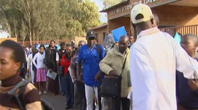 Zimbabweans in SA face deportation