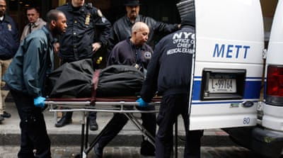 Madoff son found dead in New York