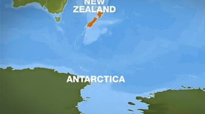 S Korean boat sinks off Antarctica