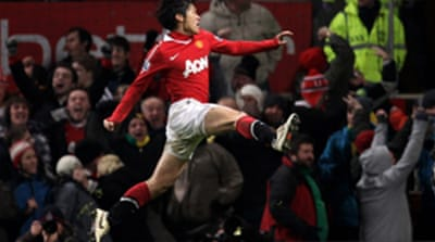Park wins it for United
