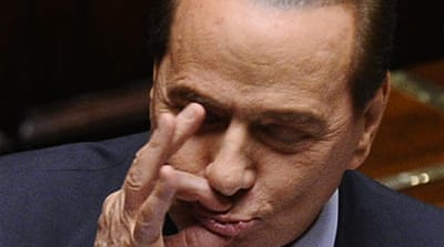 Italian PM faces crucial vote