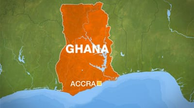 Workers killed in Ghana gold mine collapse