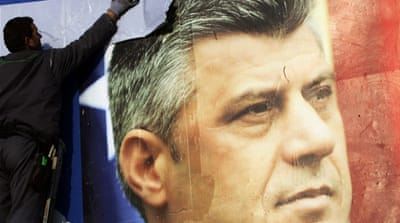 Report links Kosovo PM to crime