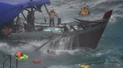 Deaths in Australia boat crash