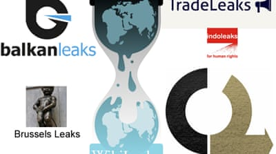 Copycat WikiLeaks sites make waves