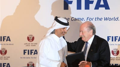 FIFA 'backs' winter 2022 Qatar cup