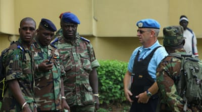 Gbagbo orders UN troops out