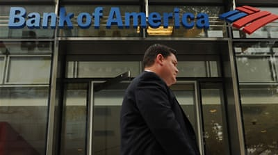 Bank of America cuts off WikiLeaks