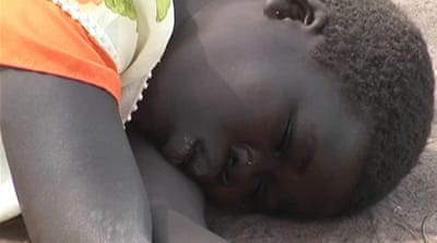 Sudan's incurable child disease
