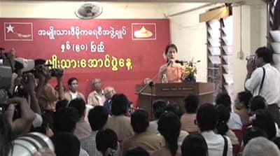 Suu Kyi backs grand meeting calls