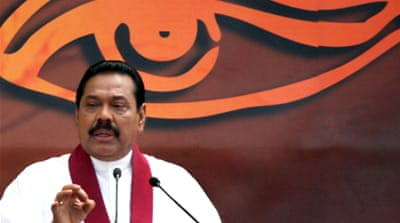 Rajapaksa 'linked to Tamil deaths'
