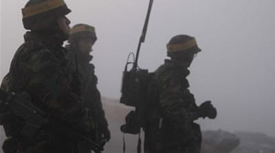 S Korea conducts live-fire drills