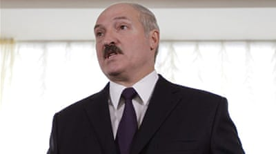 Cable: Belarus leader tied to crime
