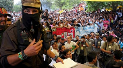 Zapatistas: The war with no breath?
