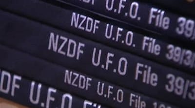 NZ military releases UFO files