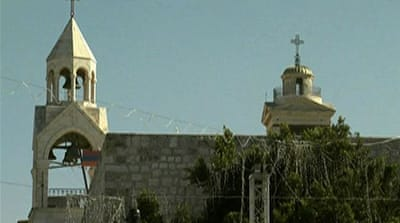 Holy Land gets tourism boost
