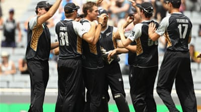Kiwis cruise to victory in T20