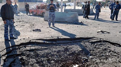 Iraq city bombings' toll rises