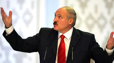 Belarus president names new PM