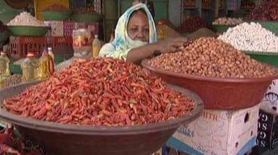 Sudan's poor hit by rising prices