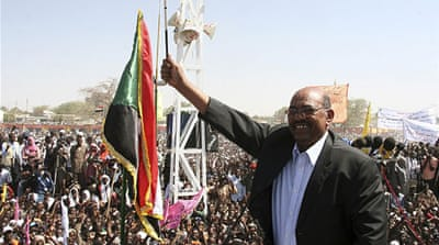Al-Bashir issues Darfur ultimatum
