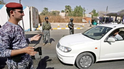 Baghdad mulls fewer checkpoints