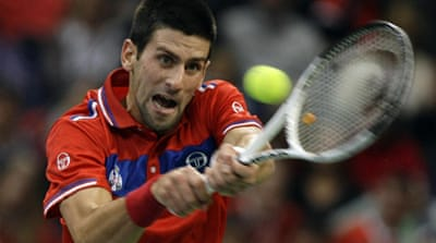Djokovic ready to challenge Nadal