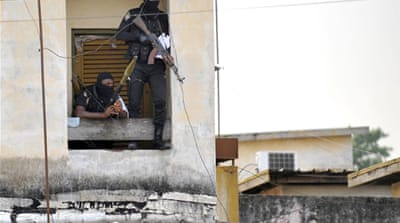 Ivory Coast charges former government troops