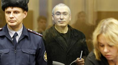 Court upholds Khodorkovsky's fraud conviction