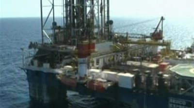 Israel discovers giant gas field