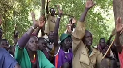 South Sudan scrambles for voters