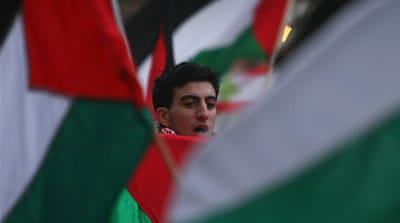 Palestine: recognising the state