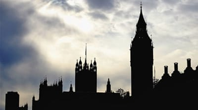 UK detains MP's aide 'for spying'