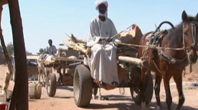 Darfur refugees await peace