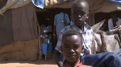 Darfur refugees caught in conflict